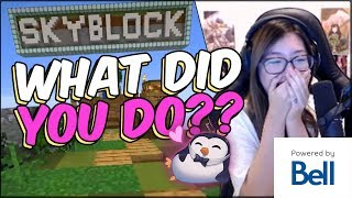 BELL CANADA ENHANCES MY GAMING EXPERIENCE   XCHOCOBARS MINECRAFT