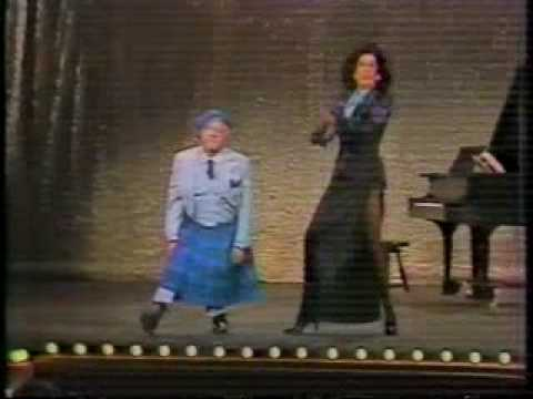 SUGAR BABIES Broadway show excerpt with Ann Miller and Mickey Rooney, 1980.