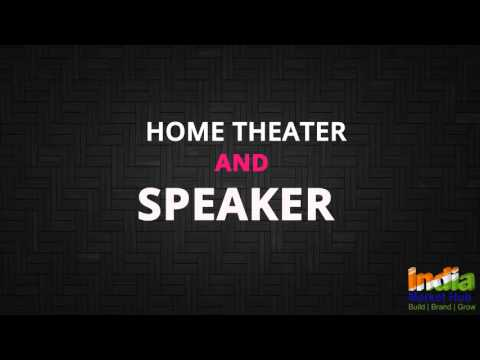 Home Theatre System Dealers-JBL in Chandigarh