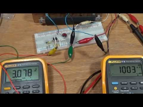 Using a Hall Effect Sensor to Measure Current