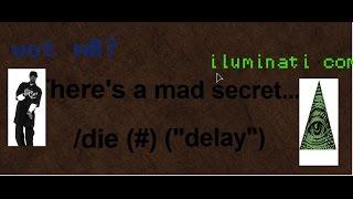 "ROBLOX: Mad Games Secret ""Nature"""