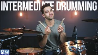 3 Keys To BREAK Into Intermediate Drumming - Drum Lesson | Drum Beats Online