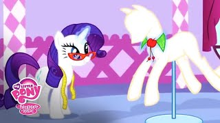 My Little Pony: Friendship is Magic  Rarity Sings Suited for Success Official Music Video