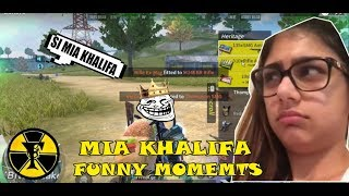 MIA KHALIFA | FUNNY MOMENTS | (Rules of Survival) [TAGALOG]