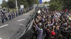 Migrant crisis: EU's open borders in question - the network