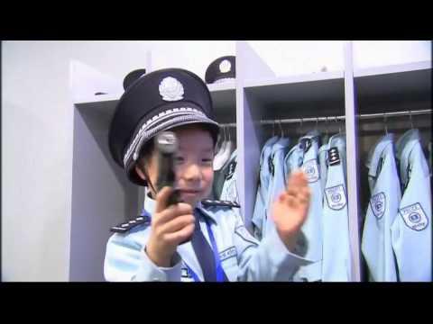 Chinese kids with guns!