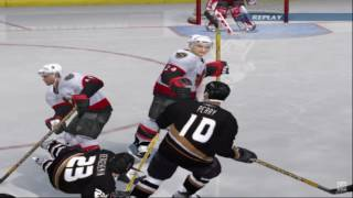 NHL 07 PS2 Gameplay HD