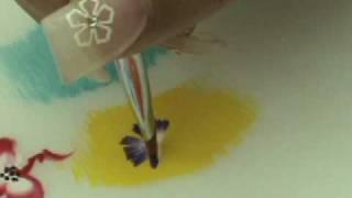 Mano alzada flores // Técnicas a mano alzada video 02 de 05 thumbnail