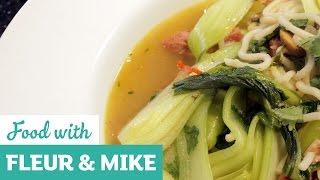 Thai Noodle Soup | Fleur & Mike