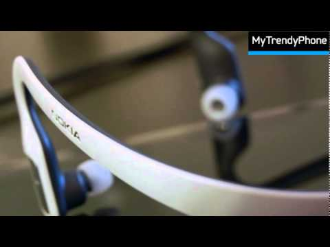 Auriculares Bluetooth Stereo Nokia BH-505 - YouTube