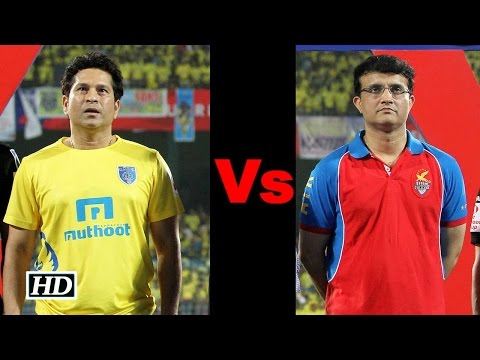 Teams of Sachin Sourav fight it out at ISL Final