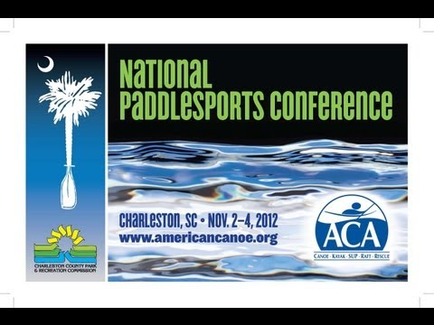 National Paddlesports Conference Video Invitation