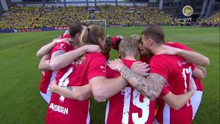 Brøndby - Silkeborg 3-1 - DBU Pokalen 2018. Hele kampen.
