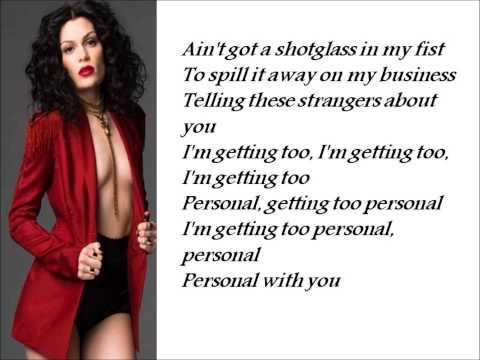 Jessie J Personal Lyrics