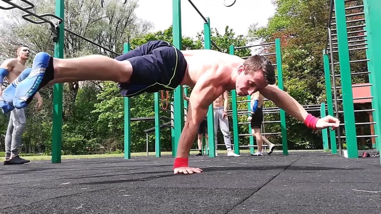 One Arm Planche - Calisthenics Motivation