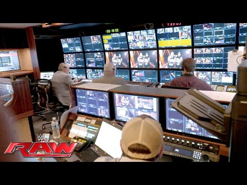 A special behind-the-scenes look at WWE's production trucks