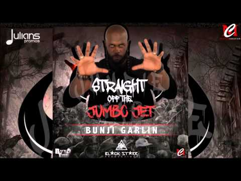 "Bunji Garlin -  Straight Off The Jumbo Jet (Jumbie Jab Riddim) ""2016 Soca"" (Trinidad)"