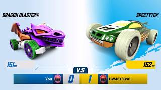 HOT WHEELS RACE OFF Supercharged Multiplayer Muscle Cars / Alternative Cars Gameplay Android / iOS