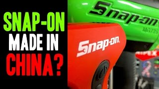 Download Video Snap-on - MADE IN CHINA? MP3 3GP MP4
