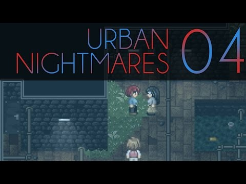 URBAN NIGHTMARES #04 - Die Vergangenheit - Let's Play Urban Nightmares [RPG-Maker|German]