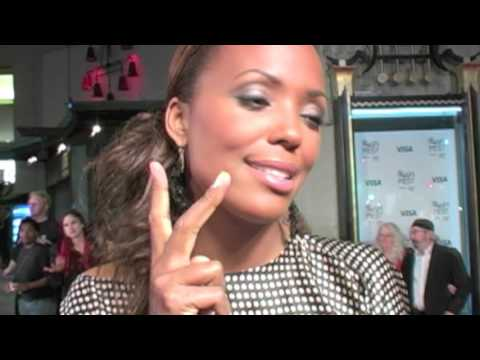 Aisha Tyler Interview - Balls of Fury