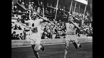 Haastattelu Hannes Kolehmainen 5000m:n olympiajuoksu