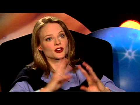 Contact: Jodie Foster Exclusive Interview