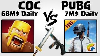 #which game is better pubg mobile or clash of clans# gaming part 2 ( II ) pujan sapkota