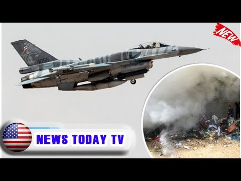 Israel defence force bomb palestine gaza strip in retaliation to 'red siren' attack | News Today