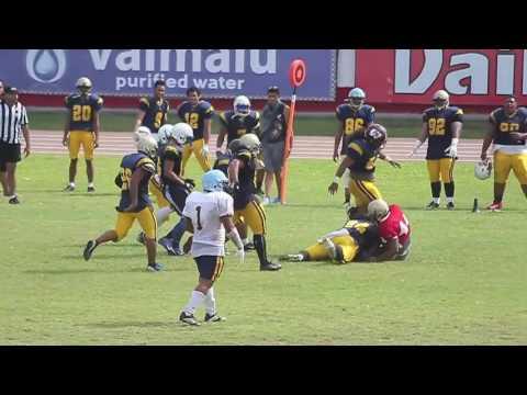 2016 American Samoa's American Football Federation – NPFL Championship