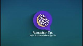 Common terms used in Ramadan
