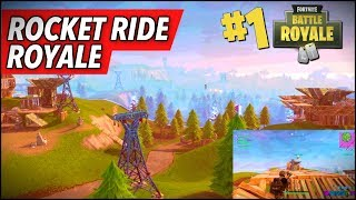 26 Kill Squads Highlights + Epic Rocket Ride Finish #replayroyale (Fortnite Battle Royale)