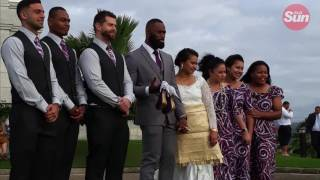 Semi Radradra Wedding