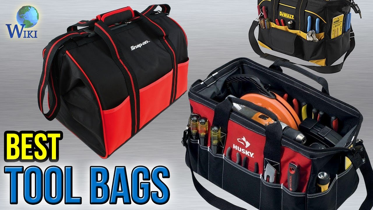 532372a716ea 10 Best Tool Bags 2017 - YouTube
