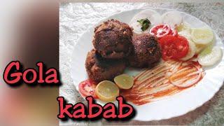 Gola kabab 😋😋| Fatima