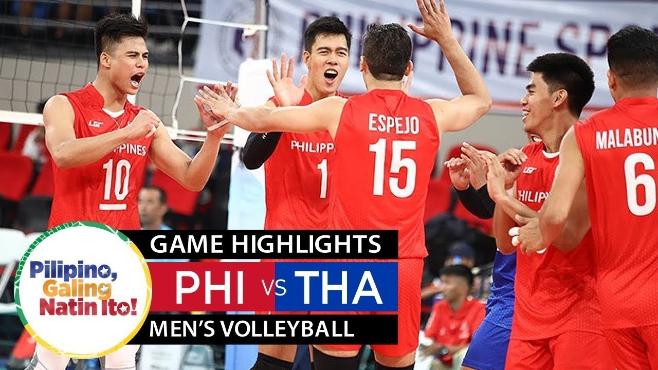 Download Philippines vs. Thailand - December 8, 2019  Men's Volleyball  Set 5 Highlights   2019 SEA Games
