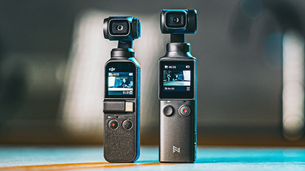fimi palm vs dji osmo pocket i was completly wrong fimmmaker comparison footage and features