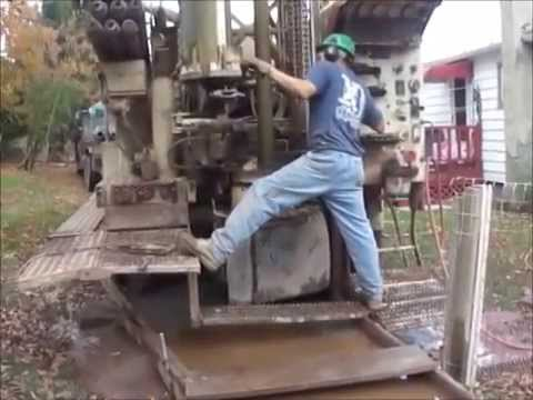 Well Drilling Video
