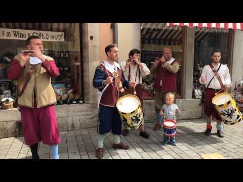 Rothenburg Reichsstadt Festtage 2017