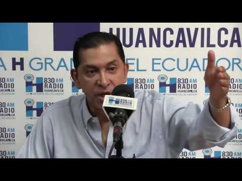 Lucio Gutiérrez habla de la candidatura de Paco Moncayo