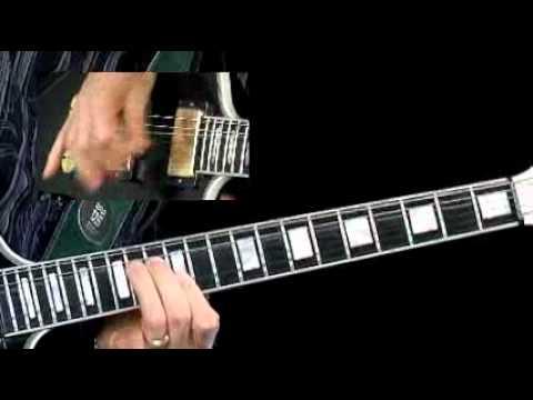 Shredding Guitar Lesson - #2 Five O'Clock Somewhere - 50 Shred Guitar Licks - Jeff Beasley
