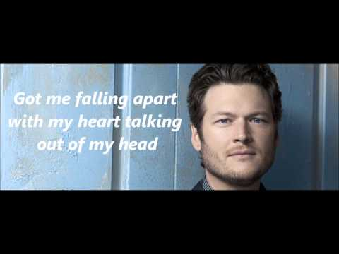 Blake Shelton Sure Be Cool If You Did with Lyrics mp3