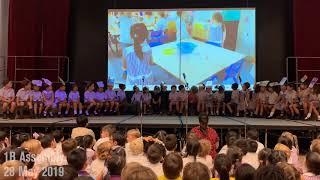 Kennedy School - Emma Class 1B Assembly