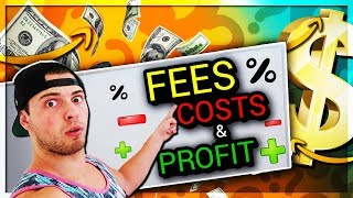 Understanding Amazon Fees, Costs, & Profit (Step By Step Tutorial)