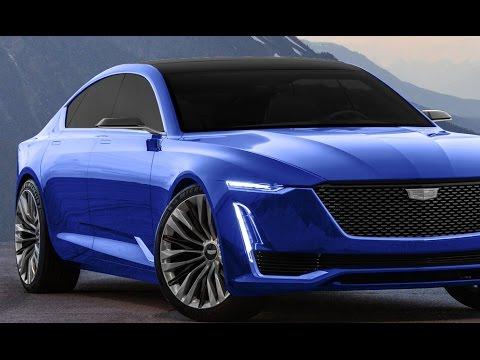 2018 - 2019 Cadillac Escala - Exhaust Note - YouTube