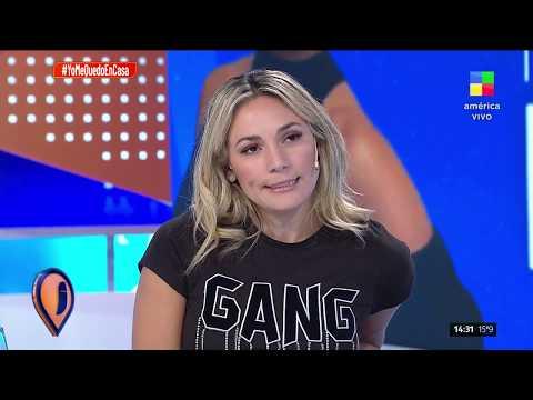 Rocío Oliva sobre el amor con Diego