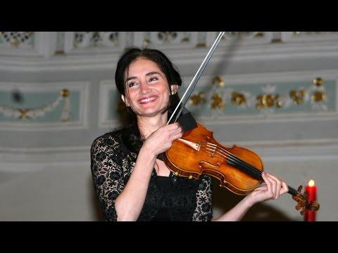 Eva León, violin · Asturias by Albeniz · Live performance
