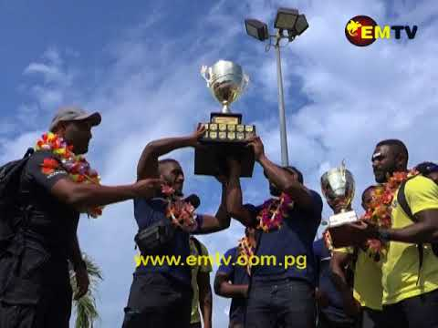 SP PNG Hunters Return to Overwhelming Homecoming