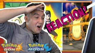 Alola Forms and Z-Moves Revealed (REACTION) | Pokémon Sun and Pokémon Moon