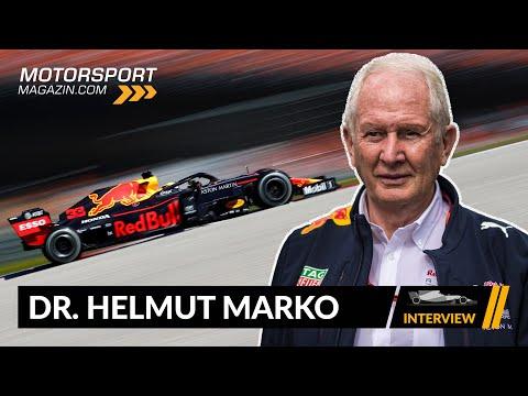 Vettel-Rückkehr? Verstappen Weltmeister? - Dr. Helmut Marko, Formel 1 2020 (Interview)